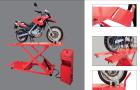 Elevador de mesa hidrÁulico para motas de grande cilindrada