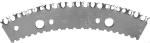 30 CUCHILLAS RASPADORAS GEMINI III