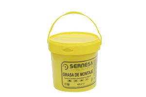 FRASCO DE MASSA DE MONTAGEM 4 KG